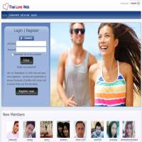 Thai Love Web image